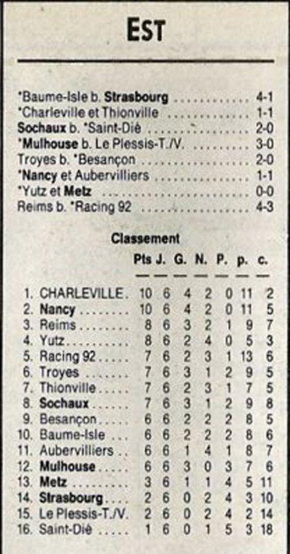 1991 D3 J06 RACING REIMS 3-4, le 21/09/1991