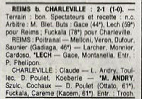1990 D3 J03 REIMS LONS-LE-SAUNIER 2-0, le 02/09/1900