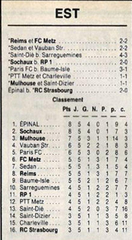 1989 D3 J05 REIMS METZ 2-2, le le 10/09/1989