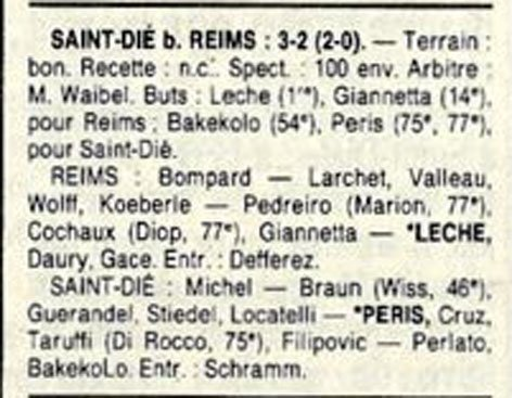 1989 D3 J08 REIMS SAINT-DIE 2-3, le 01/10/1989