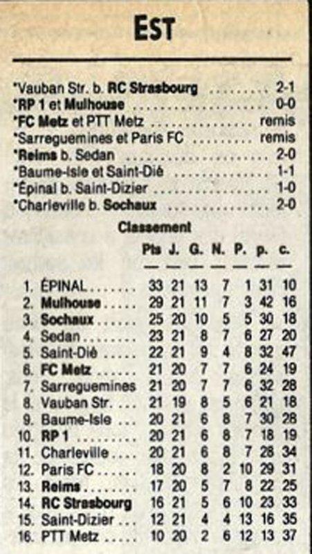 1989 D3 J21 REIMS SEDAN 2-0, le 03/03/1990