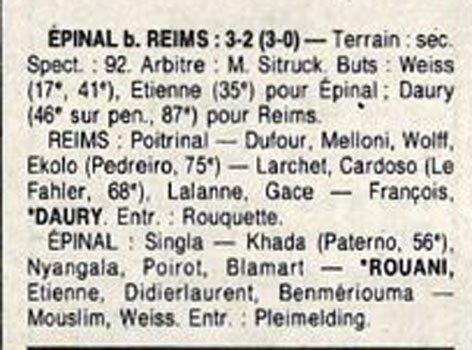 1989 D3 J29 REIMS EPINAL 2-3, le 12/05/1990