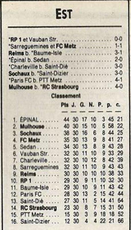 1989 D3 J30 BAUME-L'ISLE REIMS 1-3, le 19/05/1990