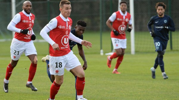 2017 AMICAL REIMS PARIS FC 5-1, le 05/01/2018