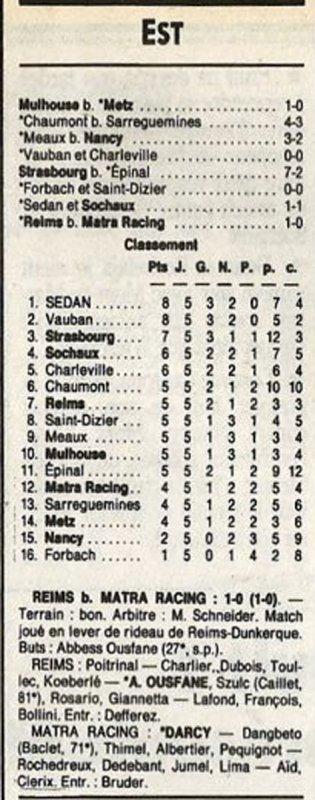 1988 D3 J05 REIMS MATRA-RACING 1-0, le 11/09/1988