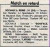 1987 D3 J21 ( joué après J23) SOCHAUX REIMS 3-1, le 13/04/1988