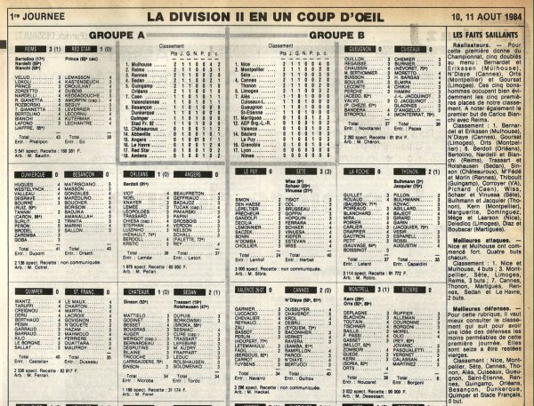 1984 D2A J01 REIMS RED STAR 3-1, le 11/081984