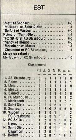 1983 D3 J02 SAINT-DIE REIMS 1-4, le 04/09/1983