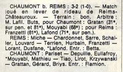 1983 D3 J07 REIMS CHAUMONT 2-3, le 09/10/1983