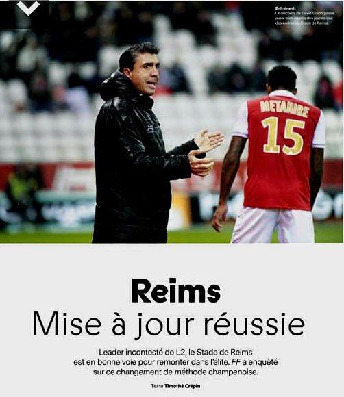 2017 Ligue 2 J24 BREST REIMS 0-0, les + du Blog, le  05/02/2018