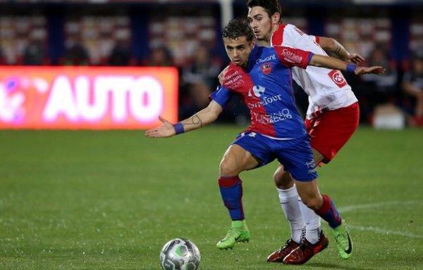 2017 Ligue 2 J26 GAZELEC REIMS , l'avant match, le 16/02/2018