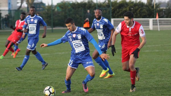 2017 NATIONAL 2 J20 REIMS BEAUVAIS 4-1, le 17/02/2018
