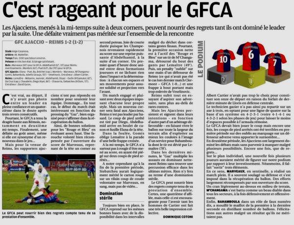 2017 Ligue 2 J26 GAZELEC REIMS 1-2 , les + du blog, le 19/02/2018