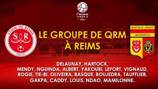 2017 Ligue 2 J27 REIMS QUEVILLY-ROUEN, l'avant match, le 23/02/2018