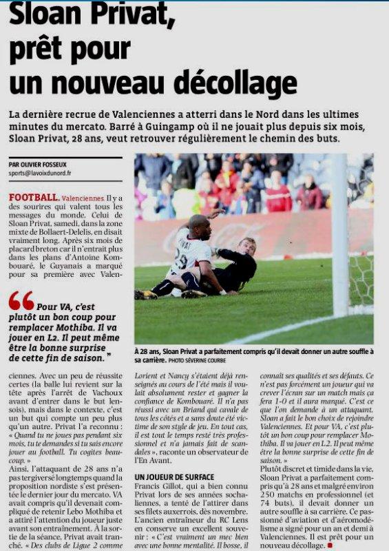 2017 Ligue 2 J26 VALENCIENNES AJACCIO 2-0, le 16/02/2018