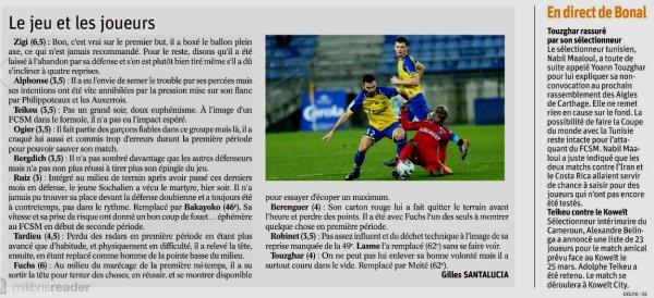 2017 Ligue 2 J28 SOCHAUX AUXERRE 0-4, le 13/03/2018