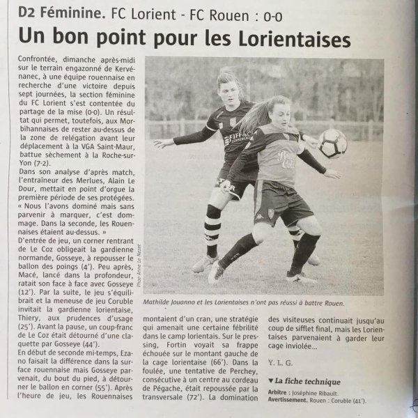 2017 D2 Féminines J17 ISSY REIMS 2-2, le 25/03/2018