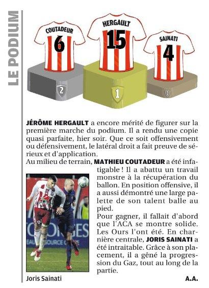 2017 Ligue 2 J30 GAZELEC AJACCIO 0-1, le 16/03/2018