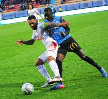 2017 Ligue 2 J31 TOURS LORIENT 3-1, le 30/03/2018