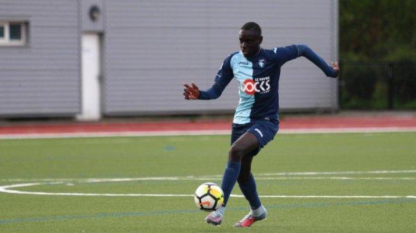 2017 Ligue 2 J32 REIMS LE HAVRE, report du match, le 07/04/2018