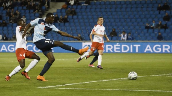 2017 Ligue 2 J35 LE HAVRE NANCY 3-0, le 24/04/2018