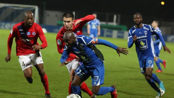 2017 Ligue 2 J35 NIORT GAZELEC 4-1, le 23/04/2018