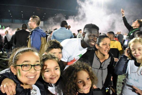 2017 Ligue 2  : la 37ème journée, le 04/05/2018