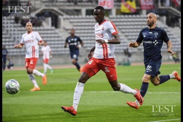 2017 Ligue 2 J37 PARIS FC NANCY 2-1, le 04/05/2018