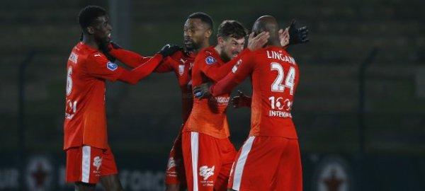 2017 Ligue 2 La 38ème journée, le 11/05/2018