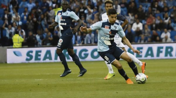 2017 Ligue 2 PLAY-OFFS1 LE HAVRE BREST 2-0 , le 15/05/2018