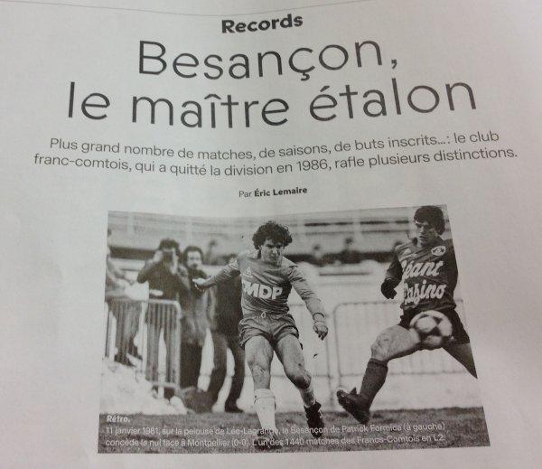 2017 Ligue 2 : Les RECORDS dans la DIVISION , le 31/05/2018