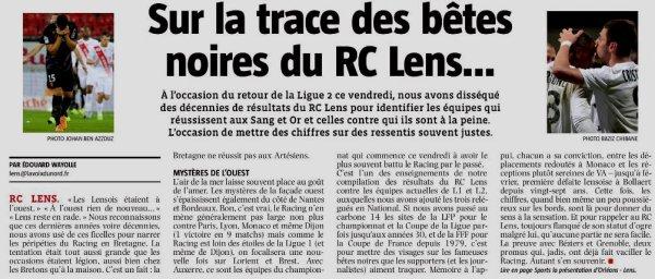 2018 Ligue 2 J01 ORLEANS LENS 0-2, le 27/07/2018