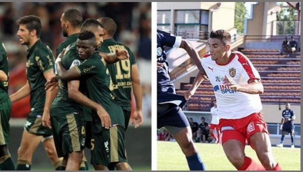 2018 MAILLOT : Comment le SDR...RACCOMMODE ses RACINES !!! , le 14/08/2018