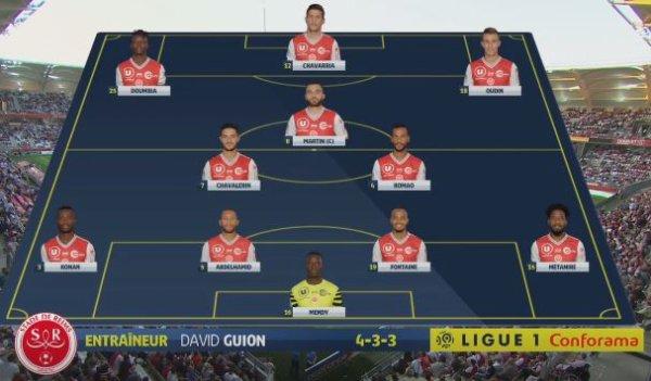 2018 Ligue 1 J02 REIMS LYON 1-0, le live, le 17/08/2018