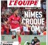 2018 Ligue 1 J02 NÎMES MARSEILLE 3-1, le 19/08/2018