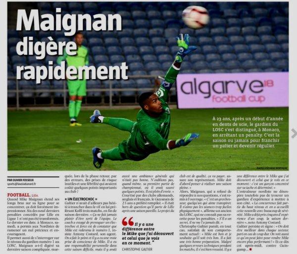 2018 Ligue 1 J03 LILLE GUINGAMP 3-0, le 26/08/2018