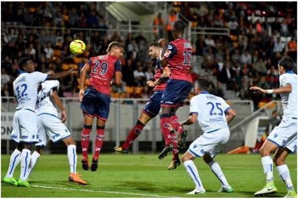 2018 Ligue 2 J07 CLERMONT AUXERRE 2-0, le 14/09/2018