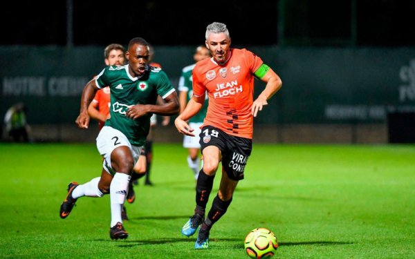 2018 Ligue 2 J07 RED STAR LORIENT 0-3, le 14/09/2018