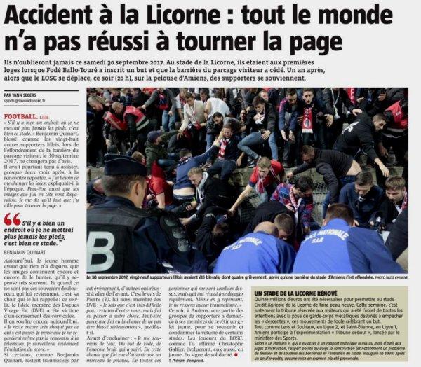 2018 Ligue 1 J05 AMIENS LILLE 2-3, le 15/09/2018