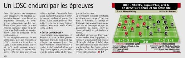 2018 Ligue 1 J06 LILLE NANTES 2-1, le 22/09/2018