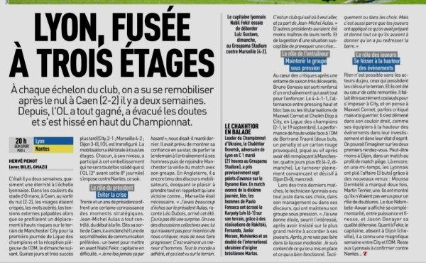 2018 Ligue 1 J08 LYON NANTES 1-1, le 29/09/2018