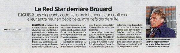 2018 Ligue 2 J09 RED STAR GRENOBLE 2-3, le 28/09/2018