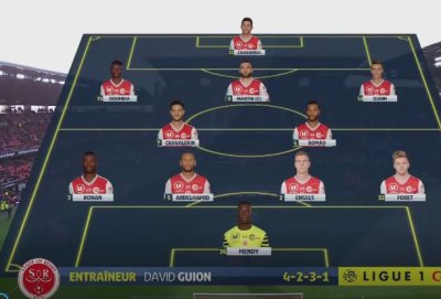 2018 Ligue 1 J11 RENNES REIMS 0-2, le live, le28/10/2018