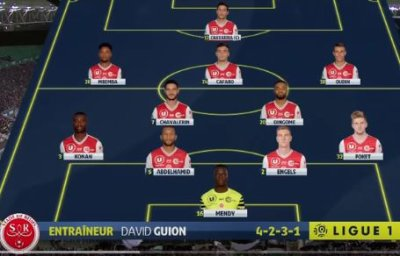 2018 Ligue 1 J13 SAINT-ETIENNE REIMS 2-0, le live, le 10/11/2018