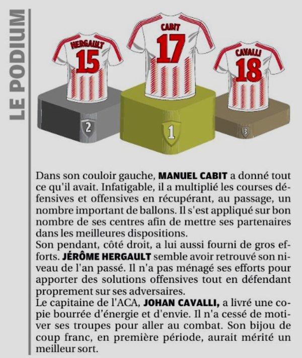 2018 Ligue  J17 AJACCIO NANCY 1-1, le 04/12/2018