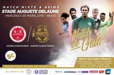 2019 ANCIENS SDR VARIÉTÉS CLUB de FRANCE 7-2, le 20/03/2019