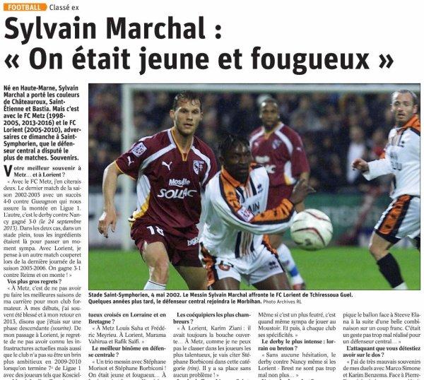 2018 Ligue 2 J30 METZ LORIENT 2-1, le 31/03/2019