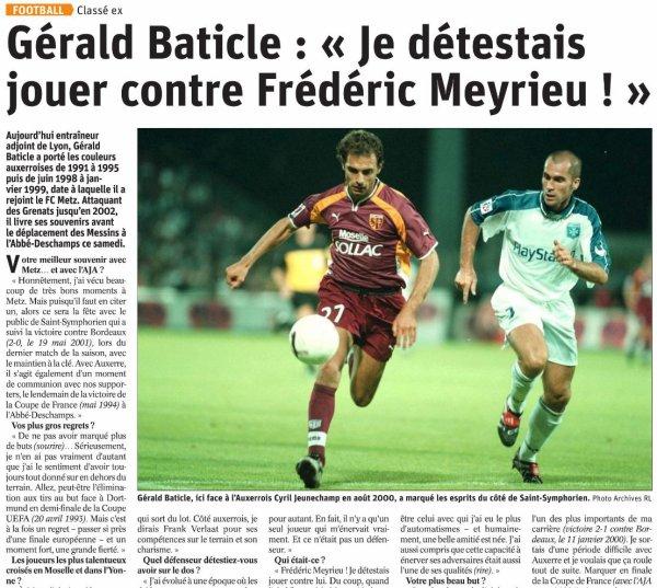 2018 Ligue 2 J31 METZ AUXERRE 0-0, le 06/04/2019