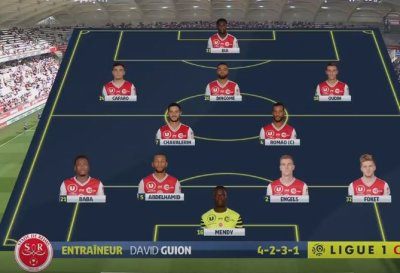 2018 Ligue 1 J33 REIMS SAINT-ETIENNE 0-2, le live, le 21/04/2019
