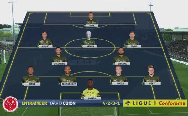 2018 Ligue 1 J34 ANGERS REIMS 1-1, le live, le 28/04/2019
